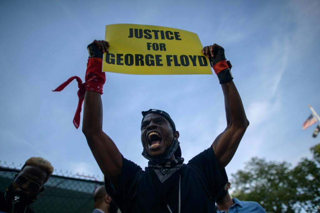 The death of Floyd, a 46-year-old Black man, in May 2020 sparked America's biggest demonstrations for racial justice in decades