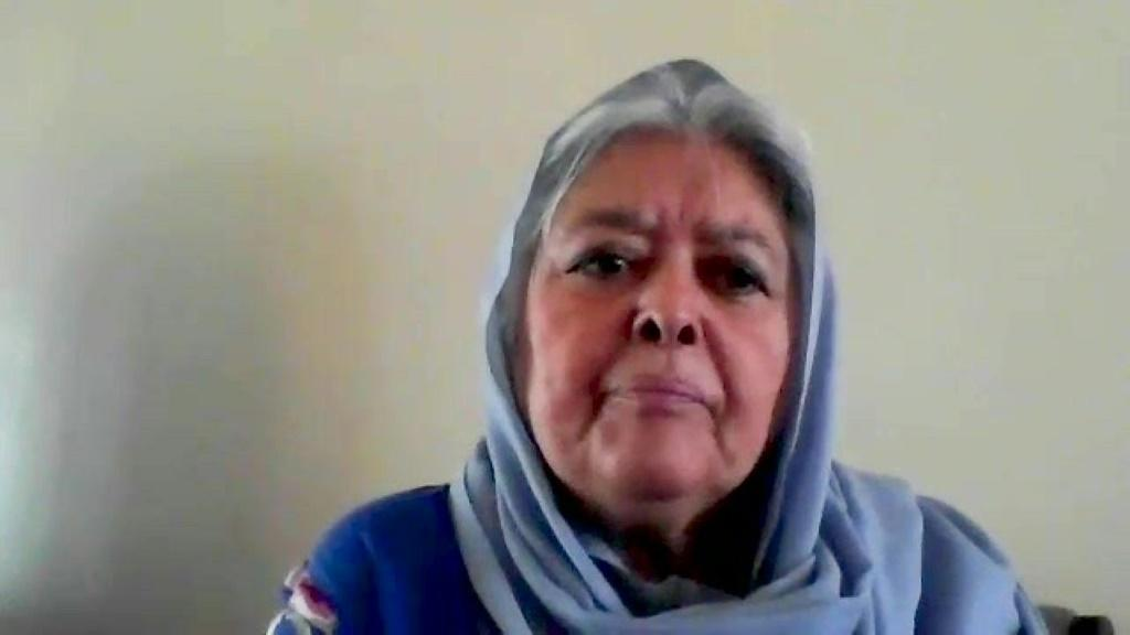 """The fact that the women are so disliked by these men is beyond belief, I don't understand why,"""" says Afghan women's rights activist and CEO of Afghan Women's Network Mahbouba Seraj. """"We should sit down and have a conversation."""