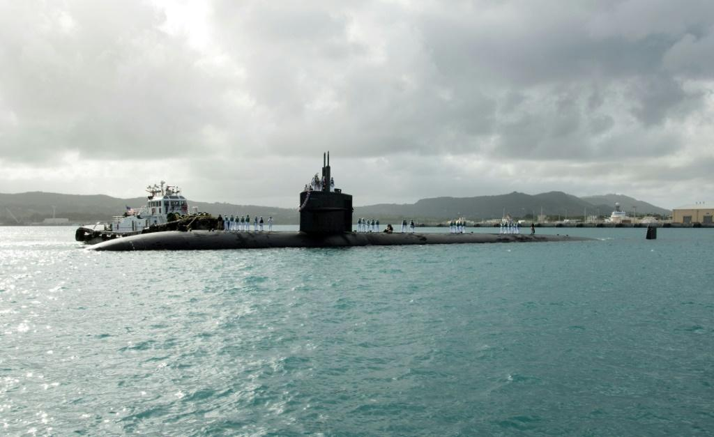 The three-way deal gives Australia US nuclear-powered submarine technology