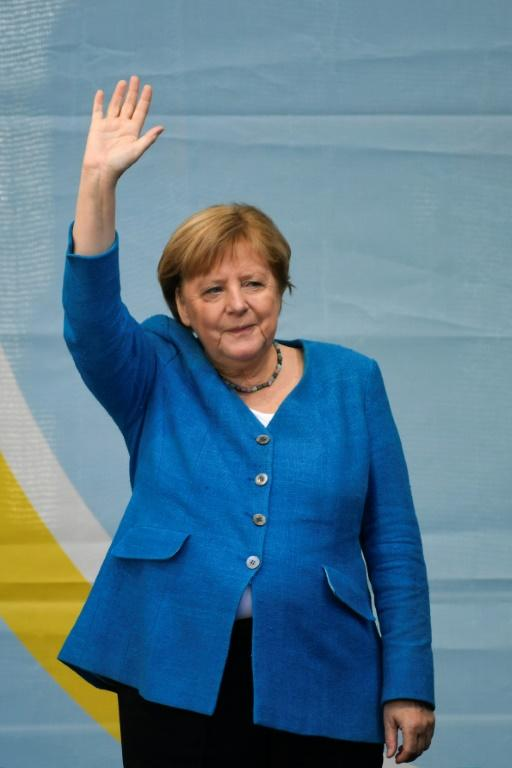 German Chancellor Angela Merkel is bowing out after 16 years in power