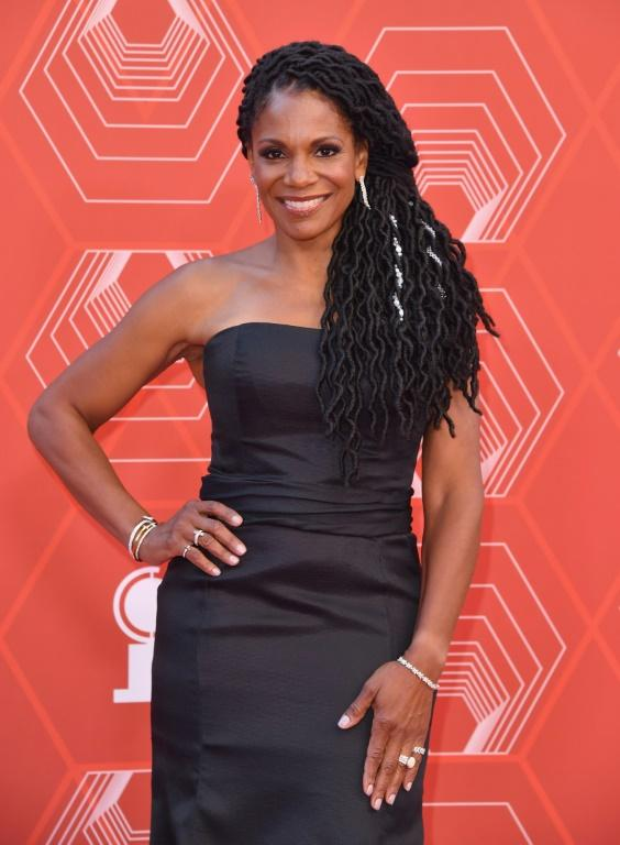 US singer-actress Audra McDonald hosted the first portion of the Tonys, at which most of the awards were handed out