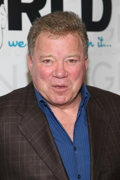 Actor William Shatner, seen here in 2012, will reportedly be on board the next Blue Origin flight, according to TMZ