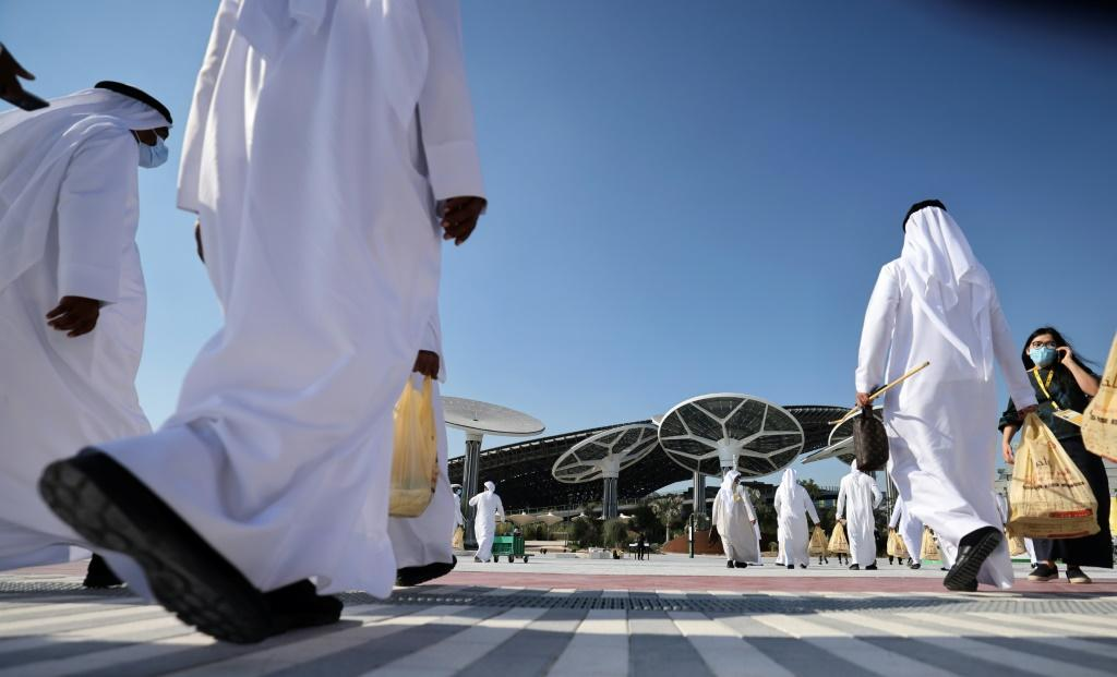 Expo, which is being held in the Middle East for the first time, is expected to draw 25 million visitors