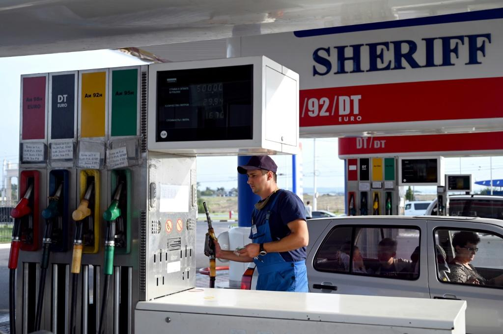 Want gas? The Sheriff conglomerate has local consumers covered there too