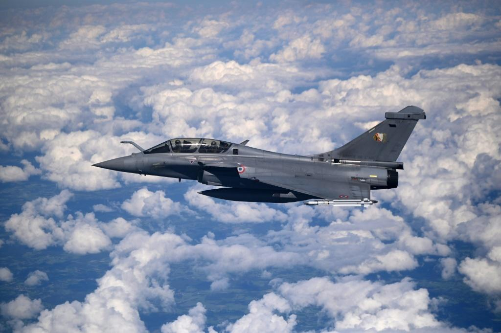 Greece is also buying French Rafale jets