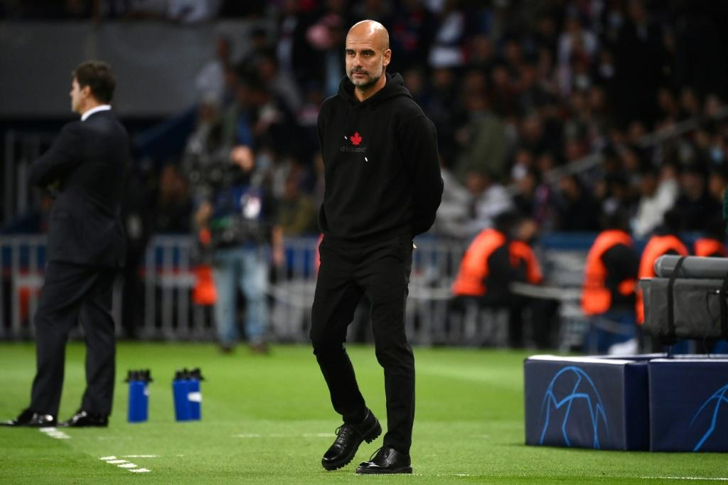 Pep Guardiola has been on the receiving end of Messi magic before