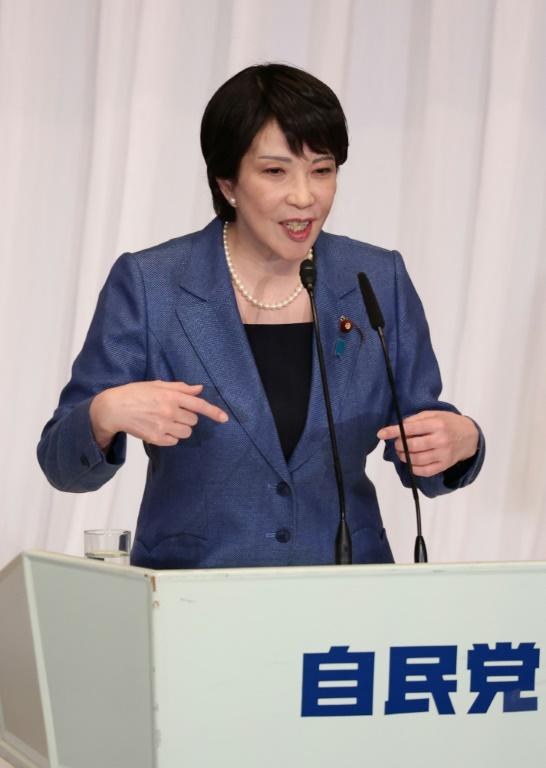Sanae Takaichi is a right-wing nationalist who admires Margaret Thatcher