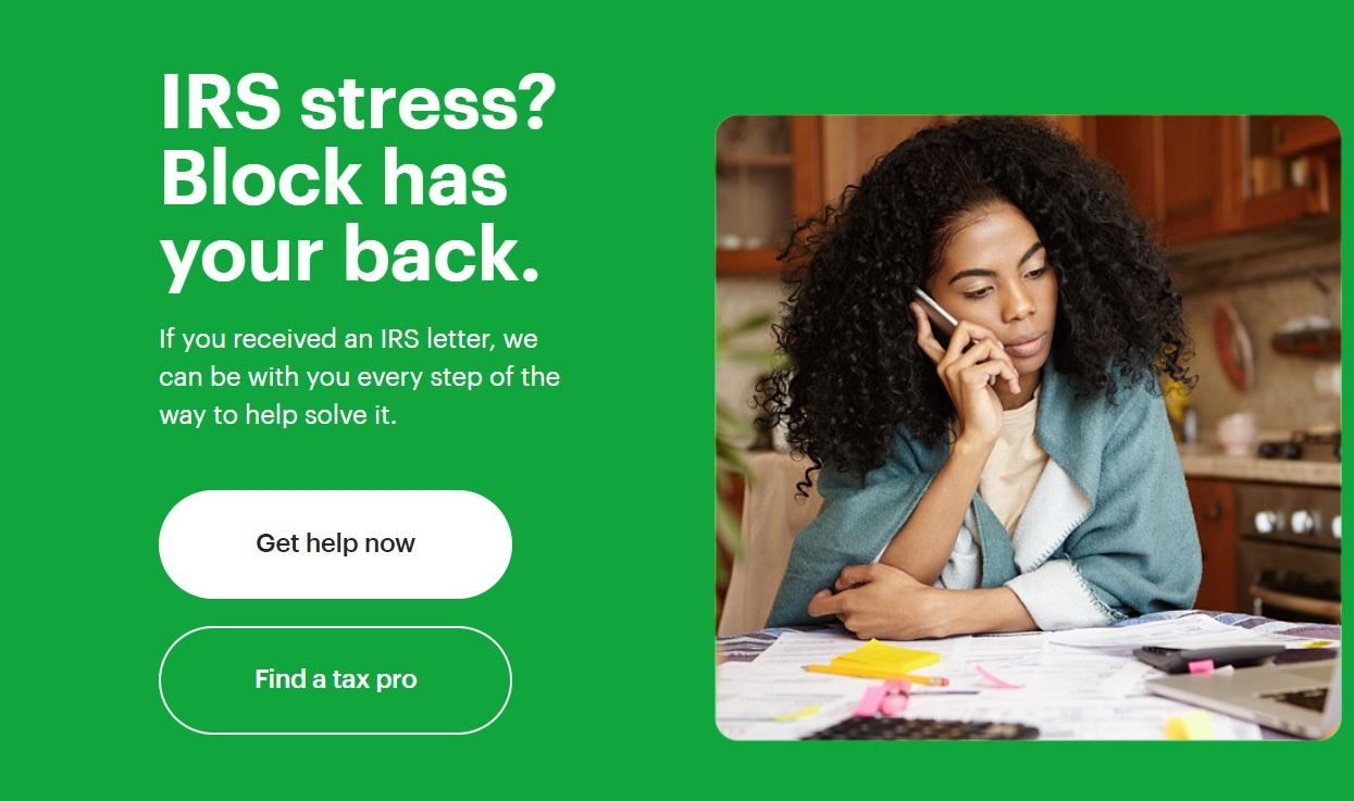 H&R Block helps you with all aspects of taxation