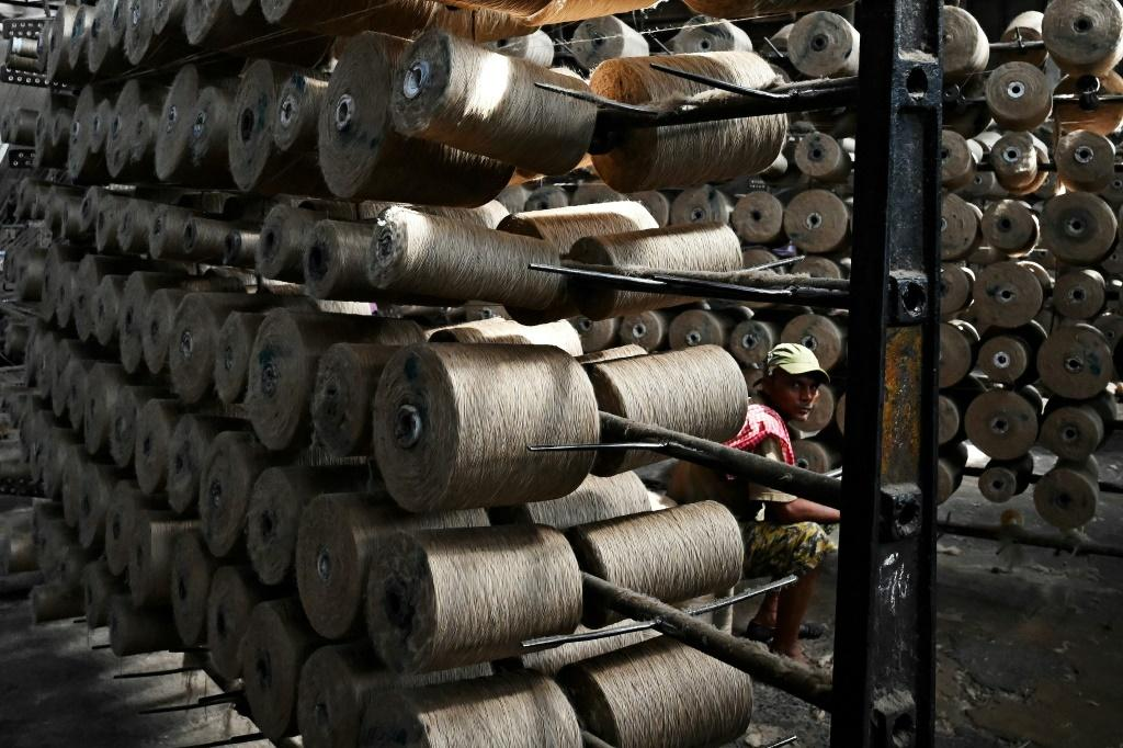 Also known as sack cloth, hessian, or burlap, jute is hailed by environmentalists because growing it can help with carbon capture, and it uses less natural resources than cotton