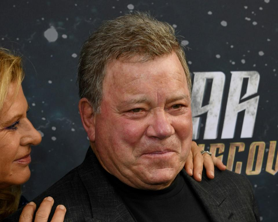 On October 12, William Shatner is set to become the first living member of the iconic show's cast to journey to the final frontier, as a guest aboard a Blue Origin suborbital rocket on the company's second crewed flight