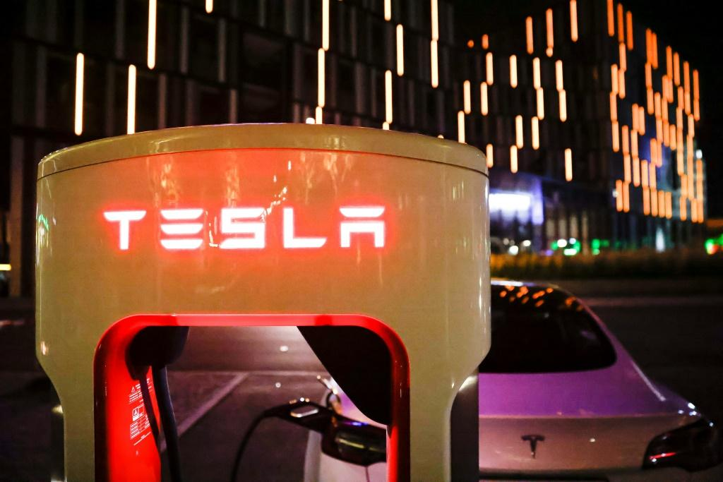 """Tesla is holding a """"Giga Fest"""" to win over opponents of a controversial new factory near Berlin"""