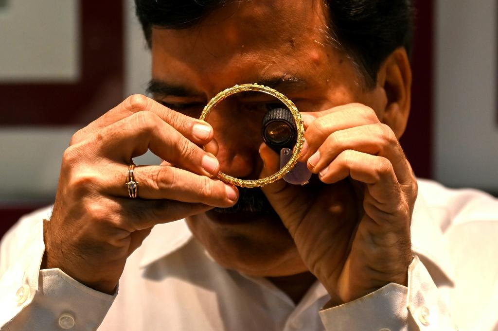 Gold holds a huge amount of financial and cultural significance in India, essential at weddings, birthdays and religious ceremonies