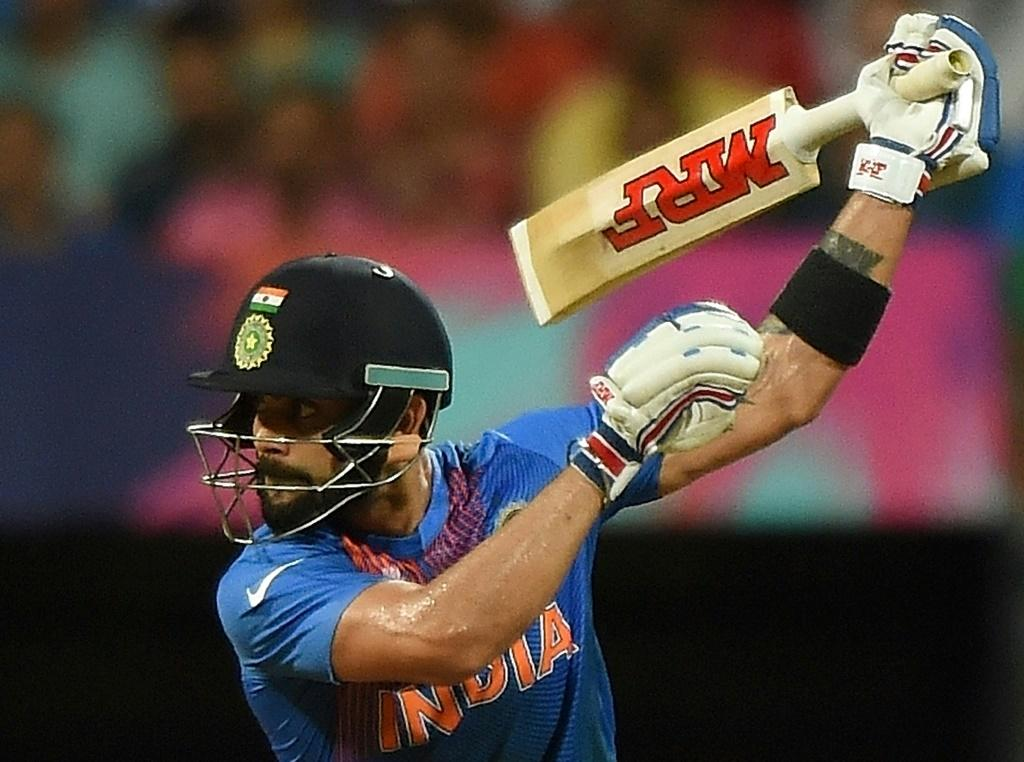 National icon: Virat Kohli will step down as India T20 captain after the tournament