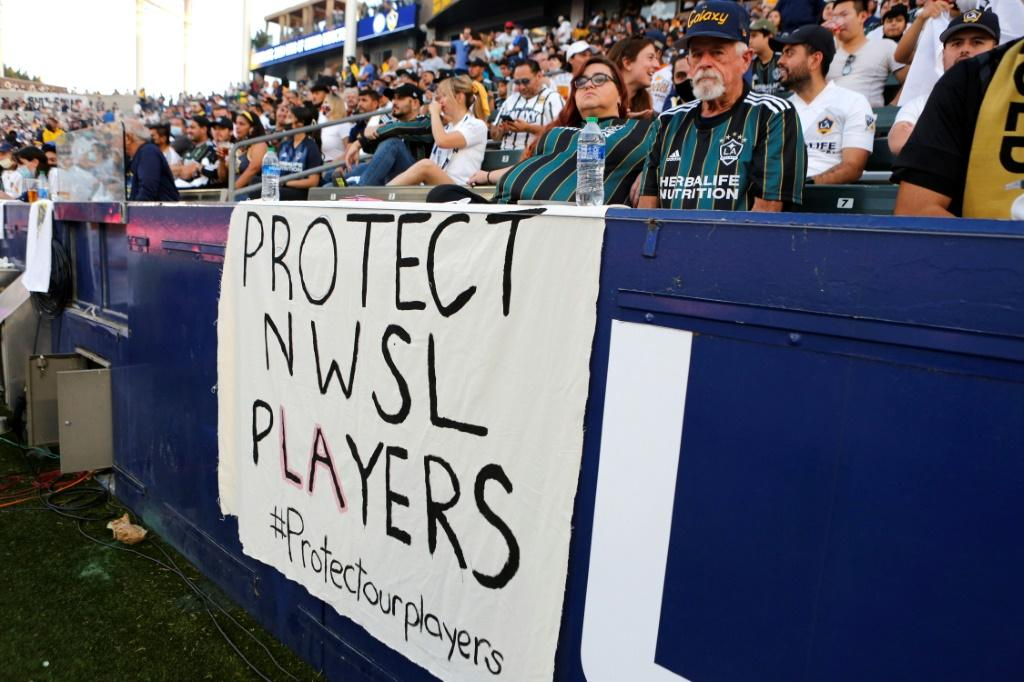 The NWSL, rocked by allegations of sexual misconduct by a coach and other player complaints, has relocated its November championship game from Portland to Louisville, Kentucky, at the request of players