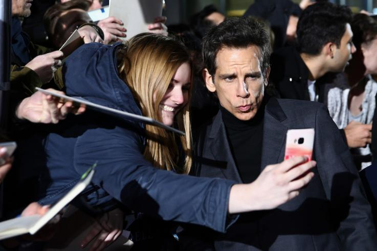 Blue Steel! Ben Stiller As The Ridiculously Good-Looking Derek Zoolander