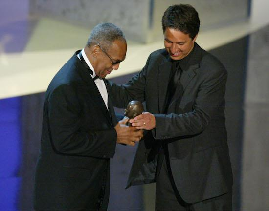 Most OMG Emmys Moments Ever: Bill Cosby Gets The Bob Hope Humanitarian Award 2003