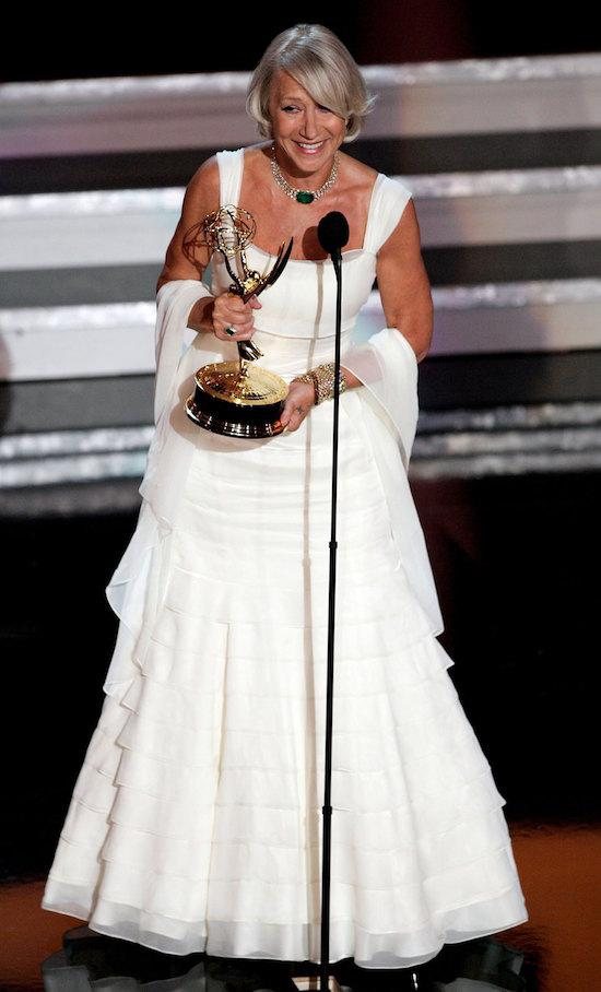 Most OMG Emmys Moments Ever: Helen Mirren's Colorful Language
