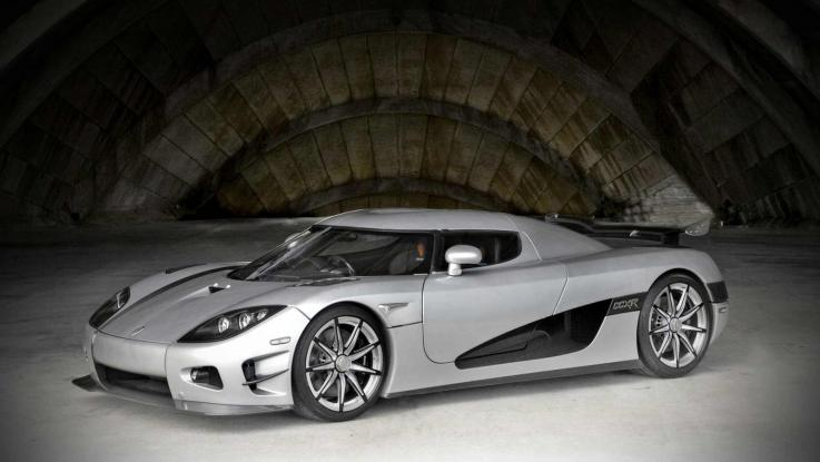 Koenigsegg CCXR Trevita - $4.8 Million