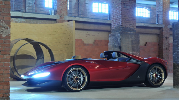Ferrari Pininfarina Sergio - $3 million