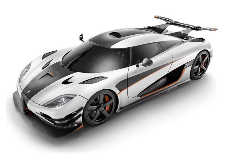 Koenigsegg One:1 - $2 million