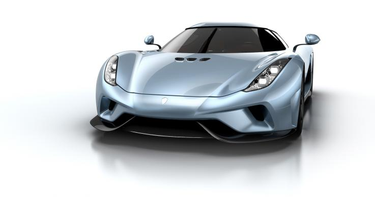 Koenigsegg Regera - $2 million