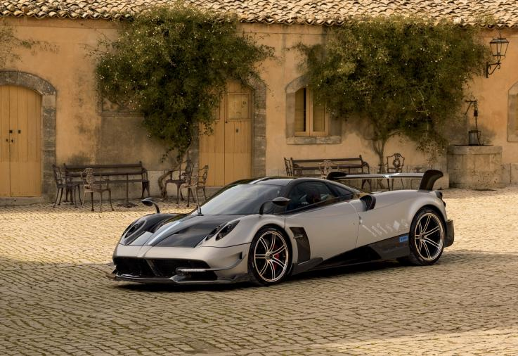 Pagani Huayra BC - $2.6 million