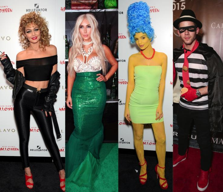 Halloween Costumes Ideas.Halloween 2016 Costume Ideas Inspired By Celebrities Photos