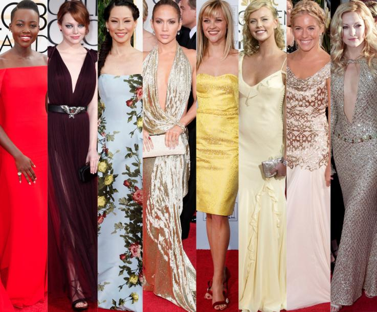 0fb38577702 Golden Globes Red Carpet  The 25 Best Dresses Of All Time  Reese ...
