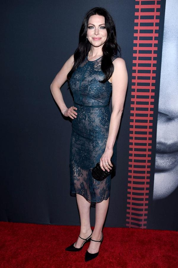 """#8. """"The Girl On The Train""""Premiere"""