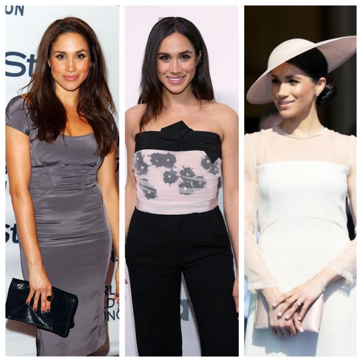 Gallery Meghan Markle Best Fashion Moments On Suits: Meghan Markle Style Evolution: The Duchess Of Sussex's