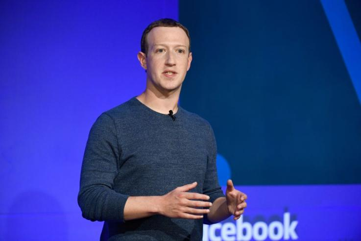 California - Mark Zuckerberg (Getty)