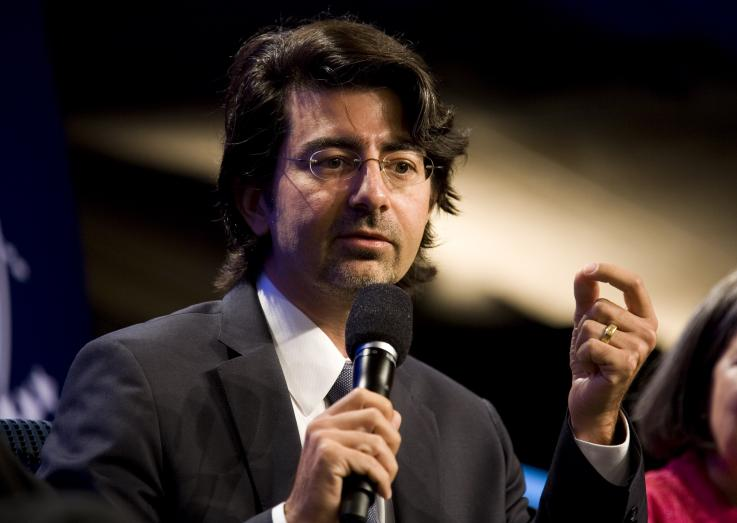 Hawaii - Pierre Omidyar (Getty)