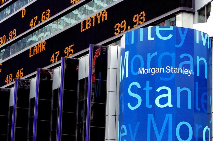 21. Morgan Stanley MS