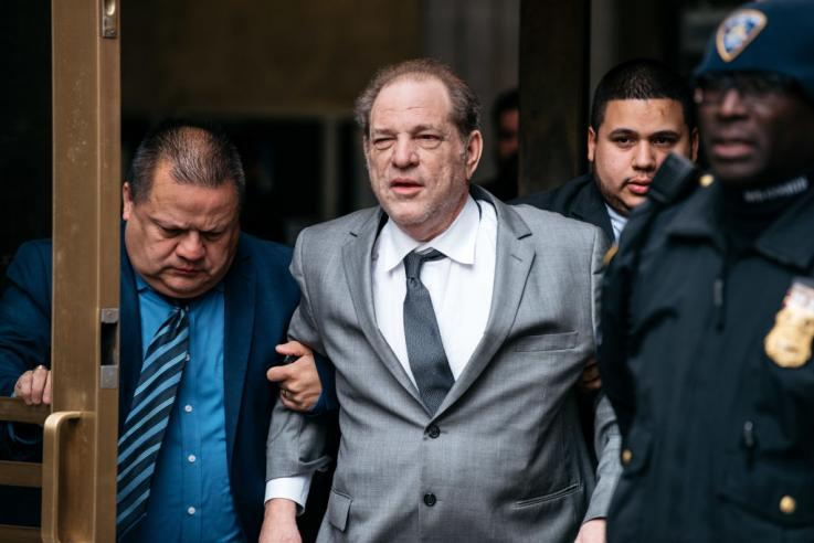 51. Harvey Weinstein