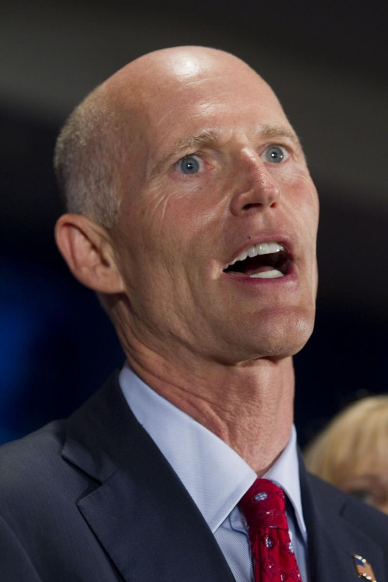 Florida governor announces two cases of novel coronavirus ... |Florida State Governor