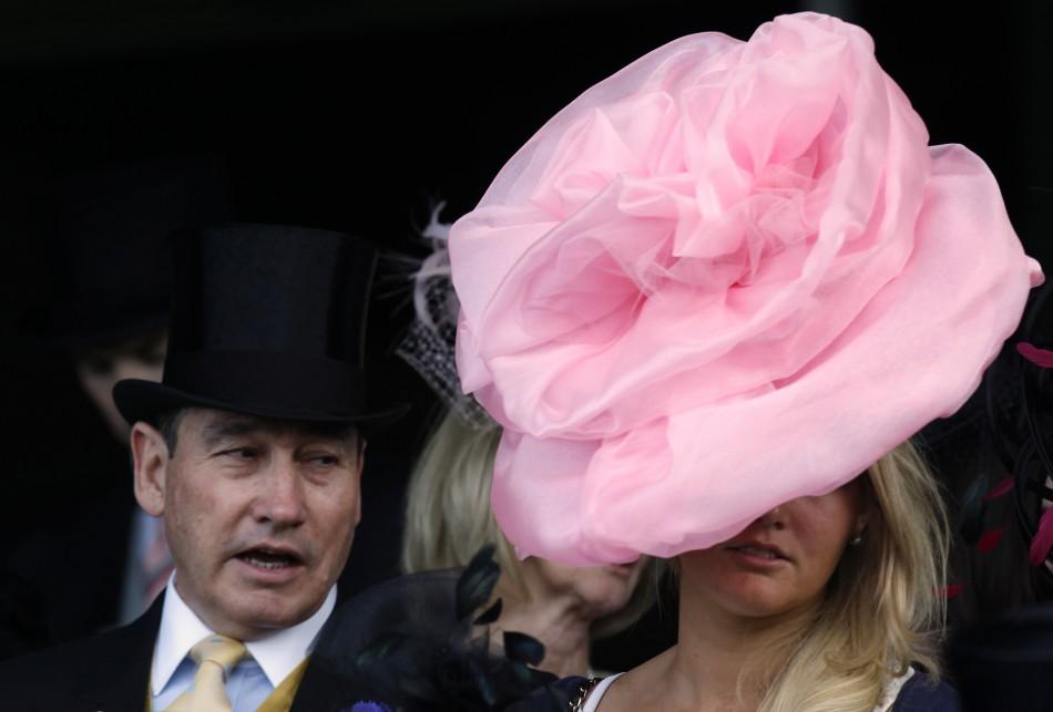 2f8f802ab Top 10 most ridiculous hats at Royal Ascot 2011 [PHOTOS]
