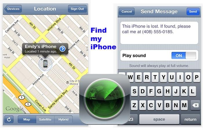 Lost Your iPhone? Here's How The 'Find My' App Helps You Find It