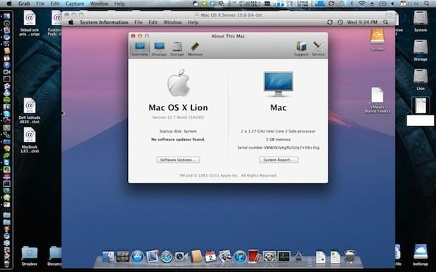 Lion iso download