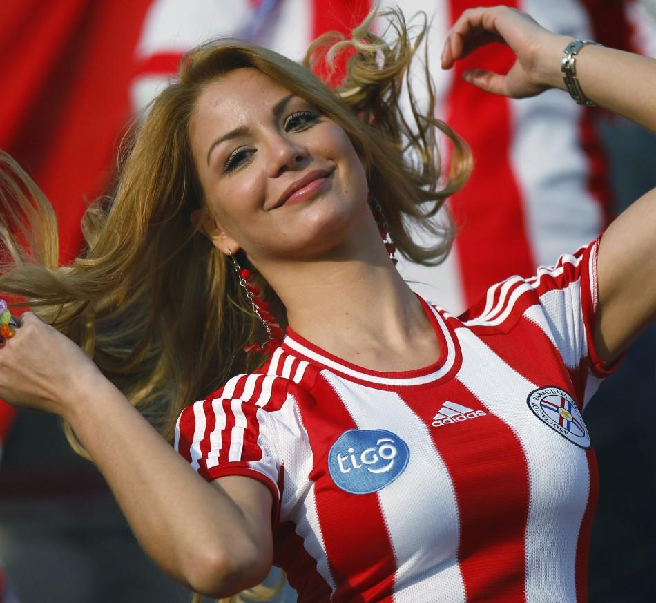 Paraguays Copa America has the hottest fans in football