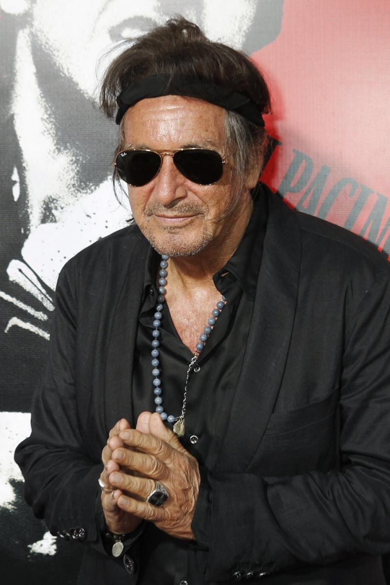 Al Pacino is Ageless a...