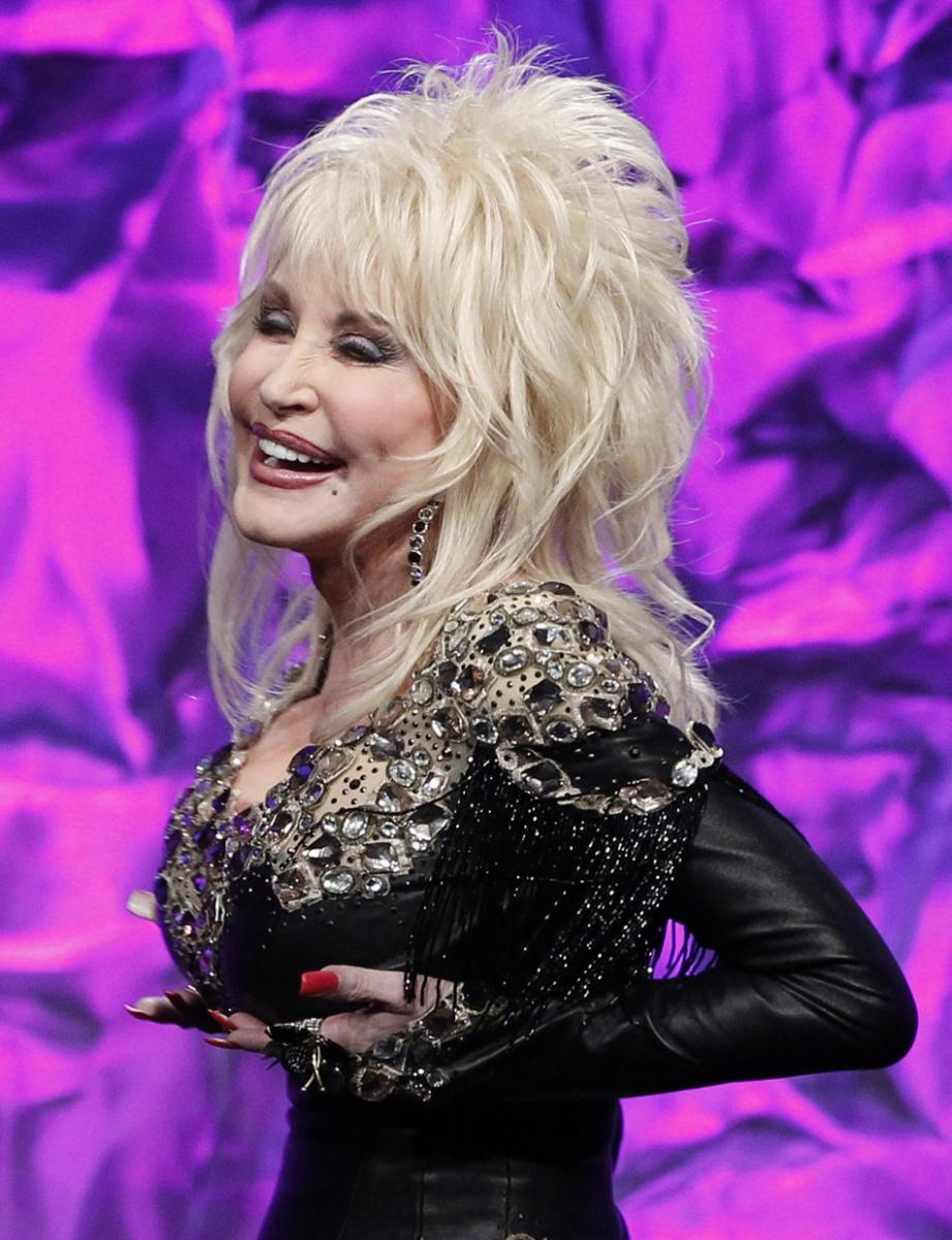 Dolly Parton Addresses Rumors Of Being Gay With Judy Ogle