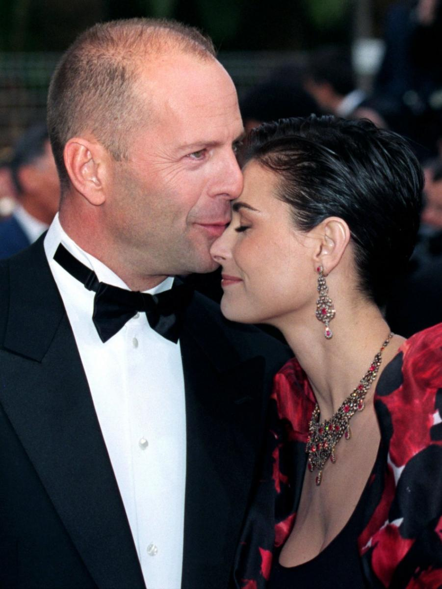 Why Bruce Willis And D...