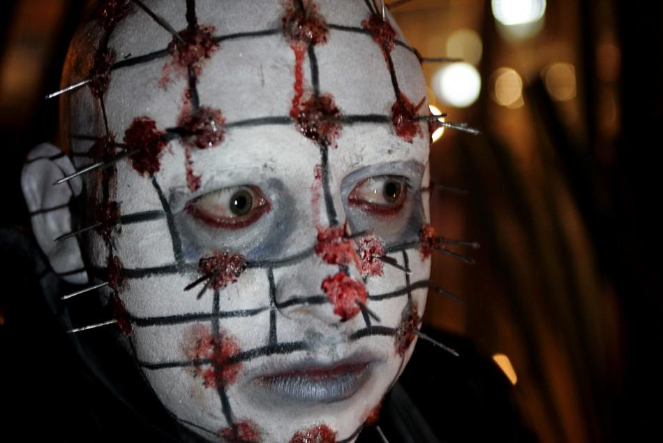 Scary Halloween Costumes Ideas For Adults.Halloween Costumes 2011 Top Scary Costume Ideas For Men Women And