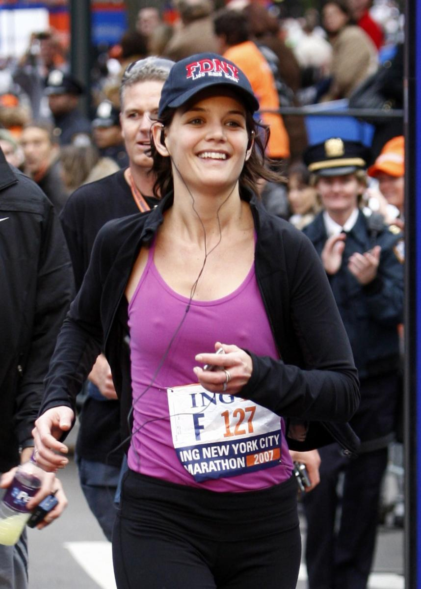 Celebrity Runners: A Look Back at Famous Faces of the NYC