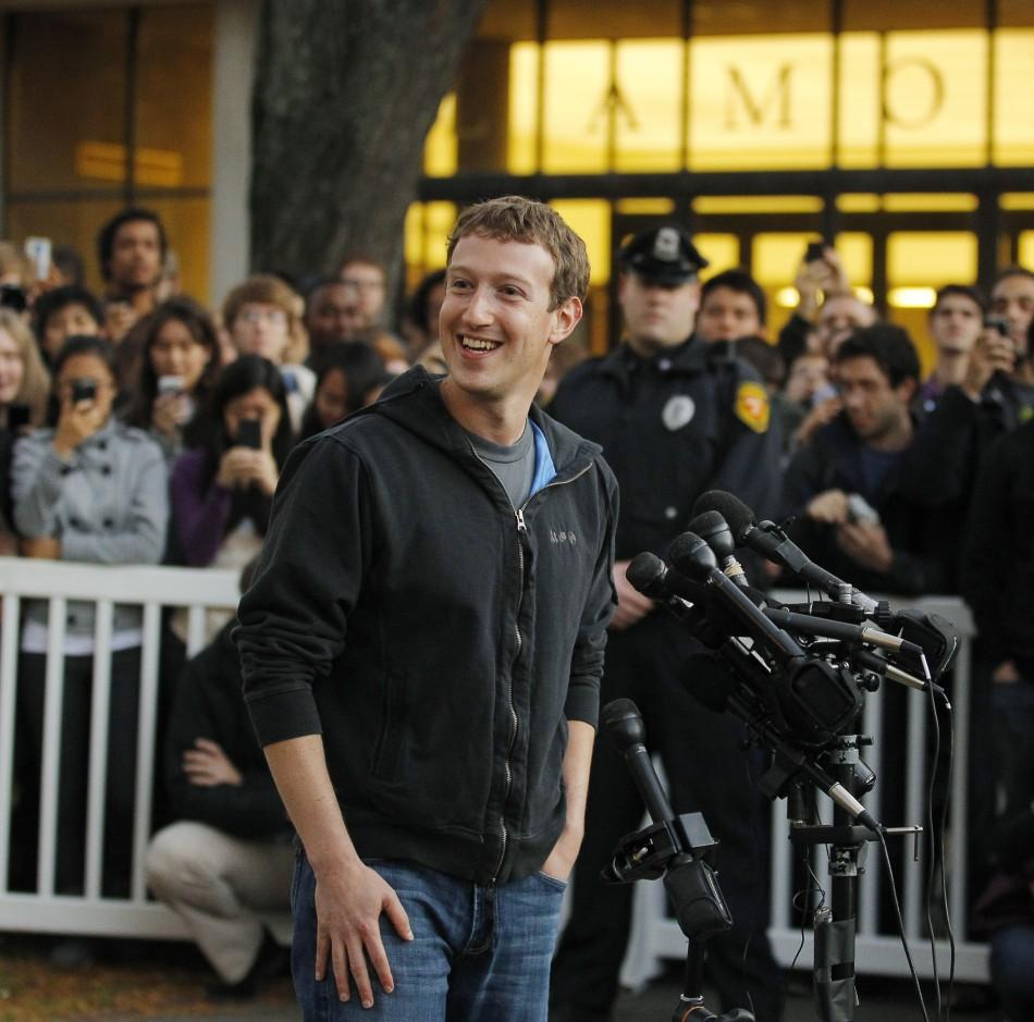 Facebook ipo date may 2020