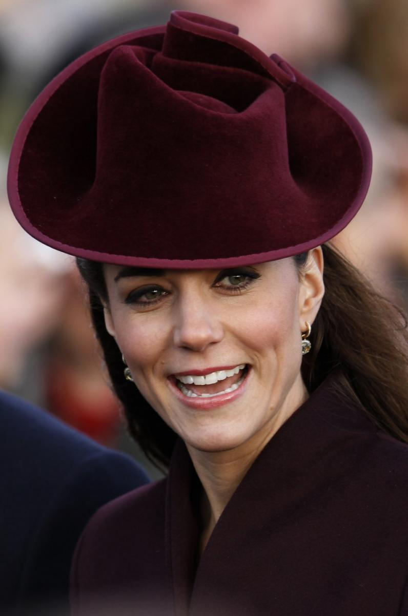 dae65864189 Kate Middleton Chooses Lady Gaga s Milliner to Design Her Hat for Queen s  Diamond Jubilee