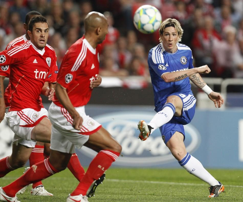 Chelsea vs benfica betting prediction real madrid vs barcelona betting preview