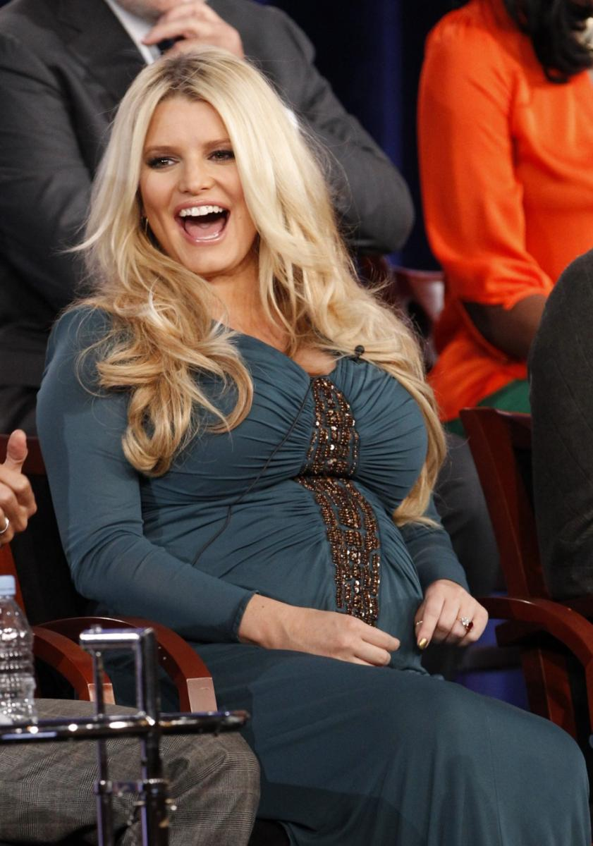 Jessica Simpson Receives Baby Gift From Ex Husband Nick