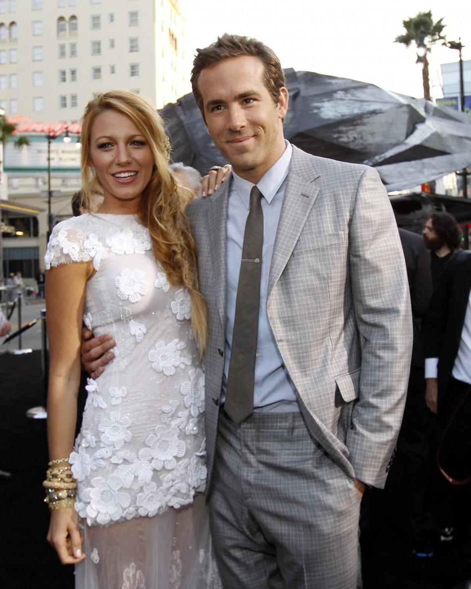 How Blake Lively And Ryan Reynolds Kept Their Wedding A