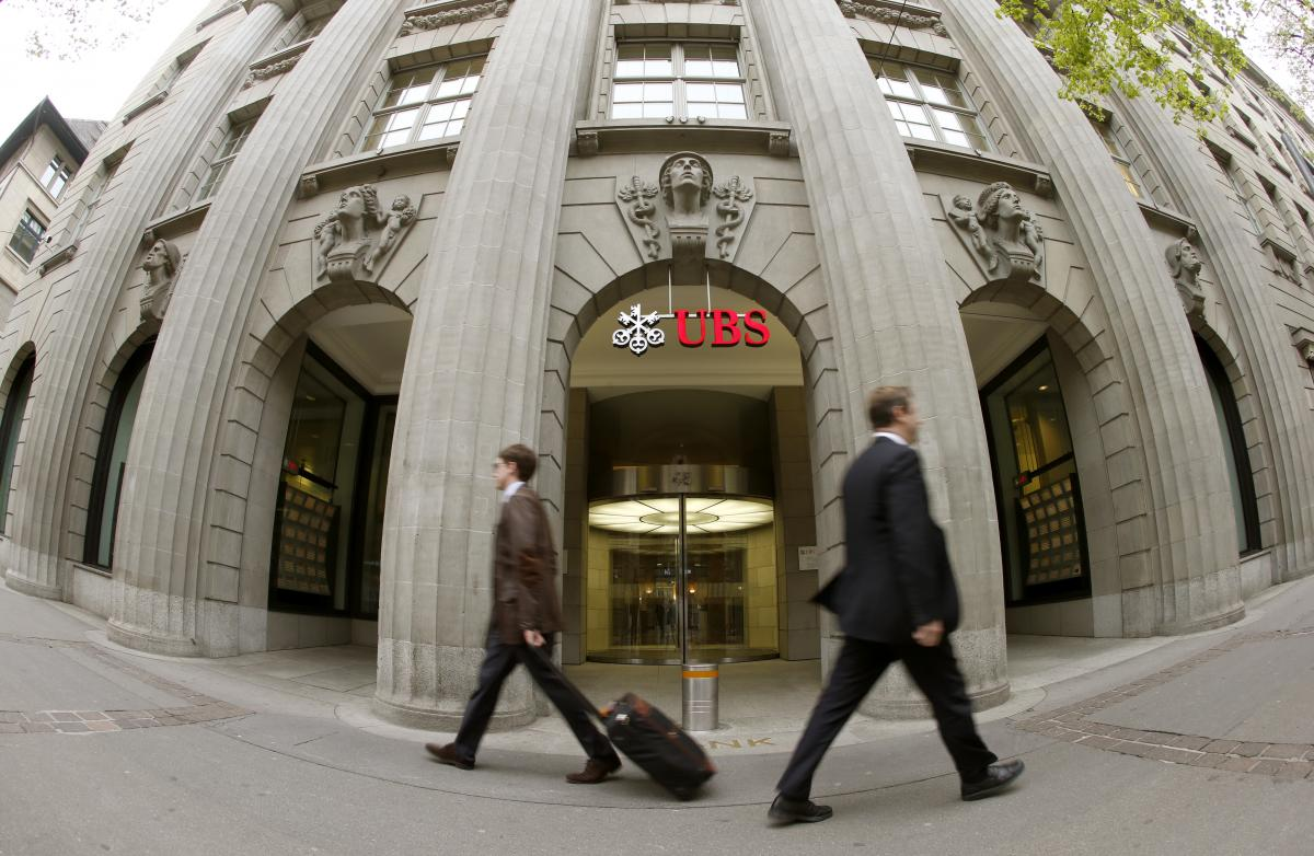Swiss Bank Ubs Ag To Close Its